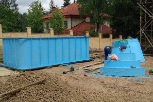 г. Химки - Строительство бассейнов в Москве