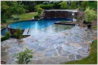 Как сделать бассейн на даче своими руками: подробно + видео