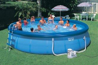Как заклеить надувной бассейн в домашних условиях. Чем можно