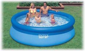 Надувные бассейны Intex (Интекс) и Bestway (Бествей) для дачи