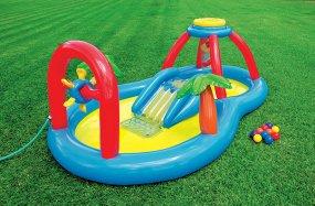 Надувные детские бассейны Intex. Выбираем бассейн Интекс для детей