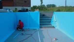 Плавательный зал для круглого бассейна своими руками — Mnorb.ru