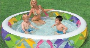 Покупка надувного бассейна Intex. Где купить надувной бассейн Интекс?