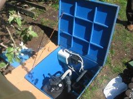 Схема монтажа оборудования для бассейна
