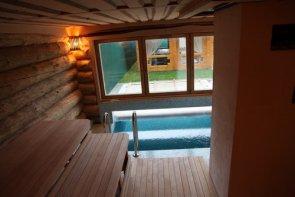Строительство бани с бассейном под ключ. Баня с бассейном - цена