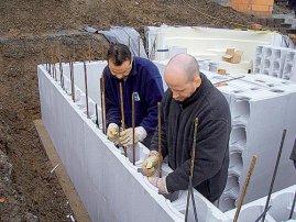 Строительство бассейнов своими руками из блоков - Бассейн в